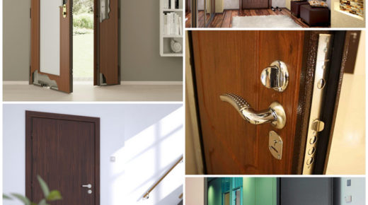 Входные стальные двери — надежная защита вашего дома
