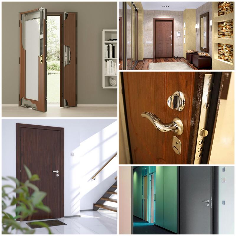 Входные стальные двери - надежная защита вашего дома