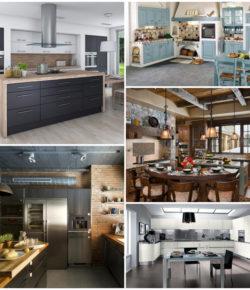 Модные стили дизайна кухни — выбираем лучший для вас