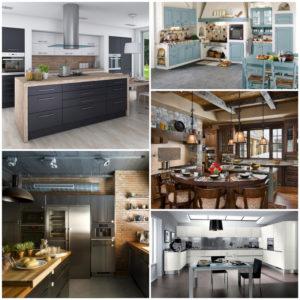 Модные стили дизайна кухни - выбираем лучший для вас