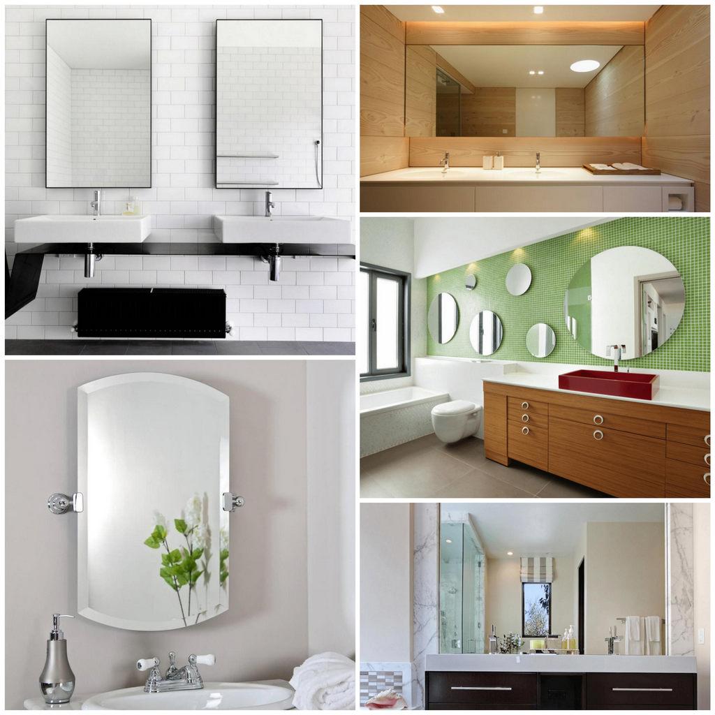 Какое зеркало в ванную лучше выбрать