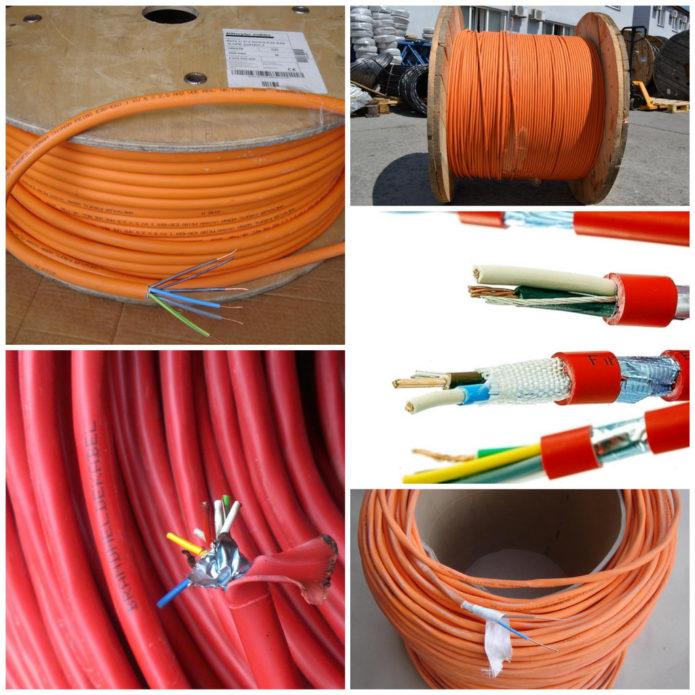 Где купить огнестойкий кабель