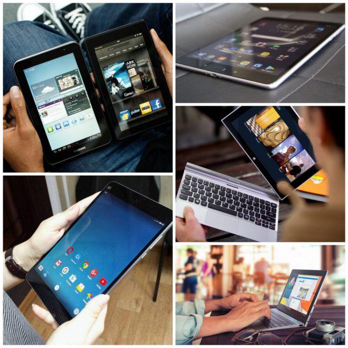 Выбираем хороший планшет для постоянного пользования