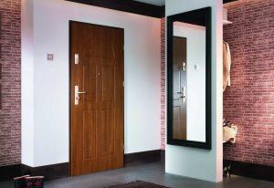 Чем хороша входная дверь из металла