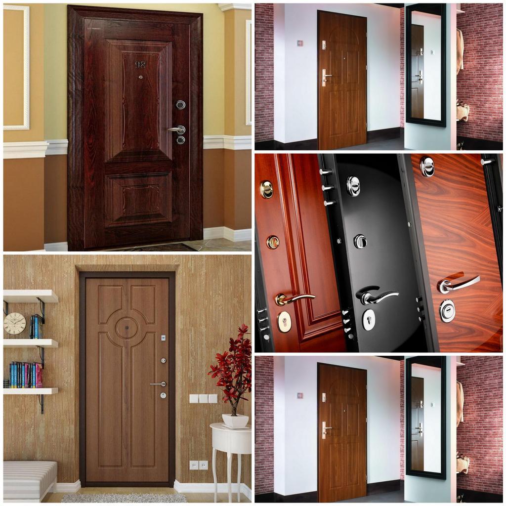 Входная дверь из металла - надёжность и стиль вашего дома