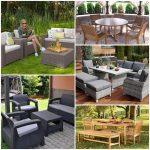 Садовая мебель – советы по выбору