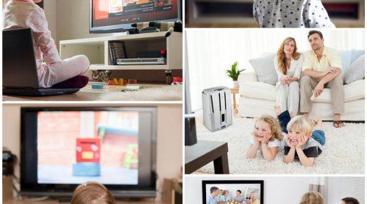 Как избежать зависимости от телевизора у ребенка