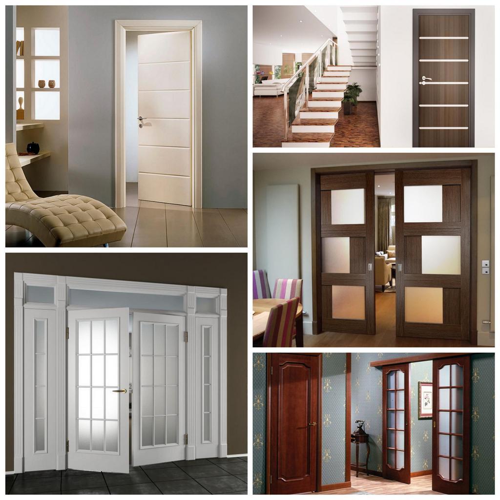 Выбираем межкомнатные двери в квартиру