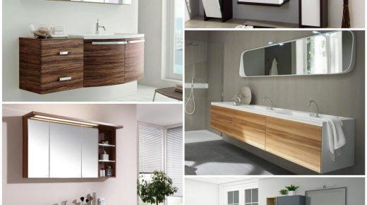 Как нужно расставлять мебель в ванной?