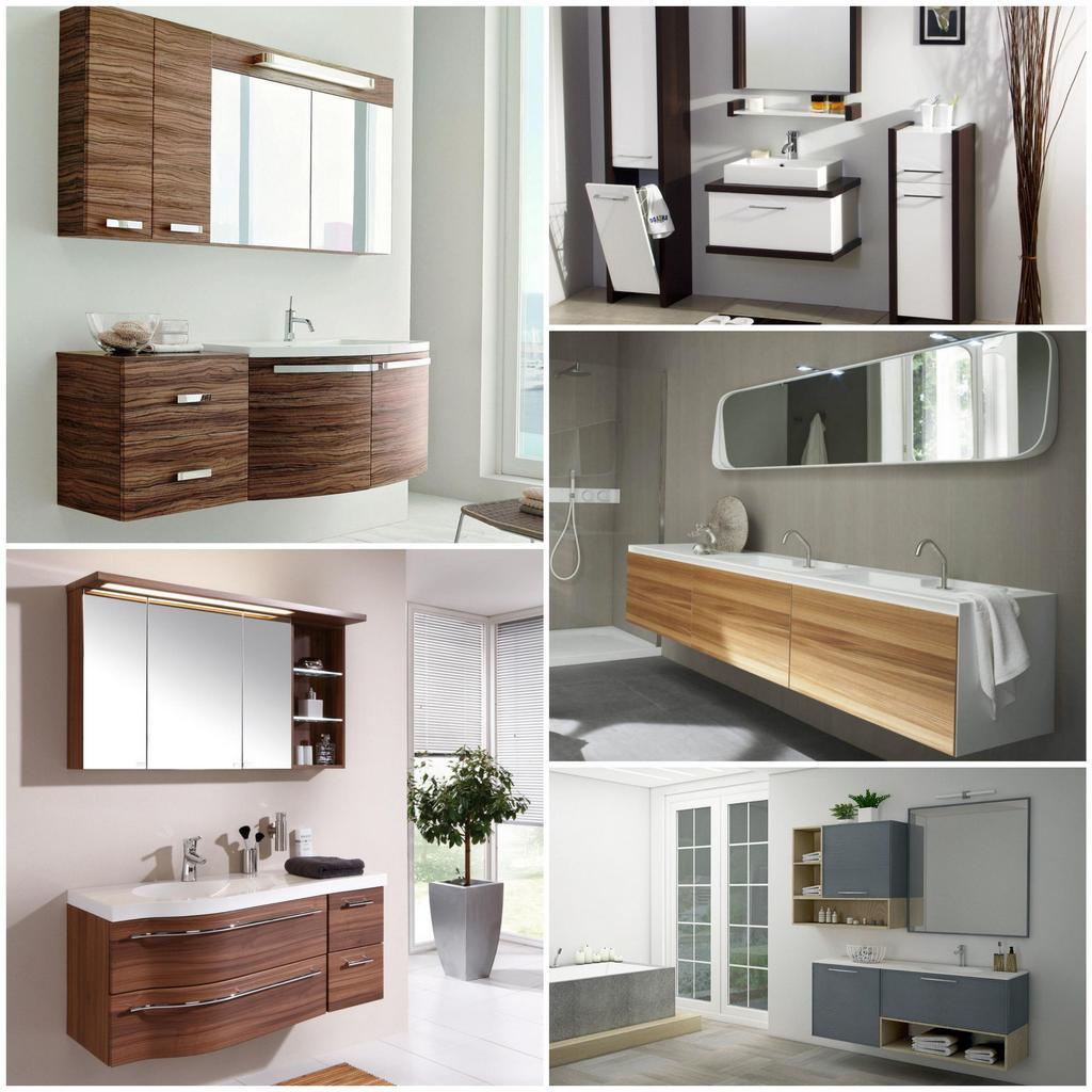 Как нужно расставлять мебель в ванной