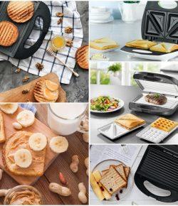 Идеальная бутербродница для приготовления завтрака: какая она?