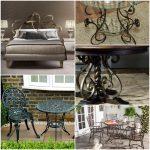 Кованая мебель: изготовление эксклюзивной кованой мебели на заказ