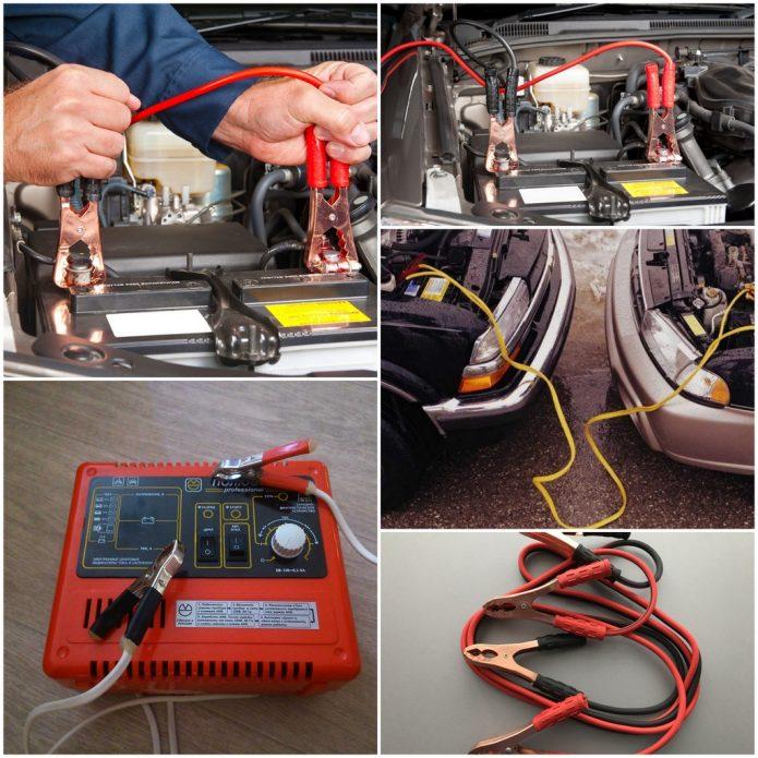 Как выбрать провода для прикуривания аккумулятора