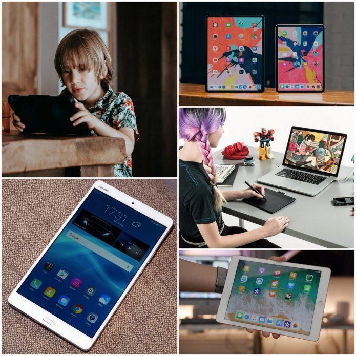 Выбираем планшет для школьника - советы покупателям