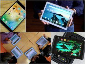 Выбираем планшет по качеству экрана